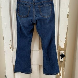 torrid Jeans - Torrid Source of Wisdom Boot Cut 12